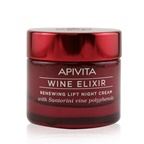Apivita Wine Elixir Renewing Lift Night Cream