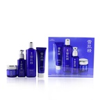 Kose Sekkisei Best Selection Set: Medicated Sekkisei 360ml + Sekkisei Emulsion 140ml + Washing Foam 130g + Herbal Gel 80g