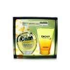 DKNY Nectar Love Coffret: EDP Spray 100ml/3.4oz + Edp Rollerball 10ml/0.34oz + Shower Gel 100m/3.4oz