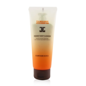 JayJun Real Water Shining Vita Cleansing Foam - Radiant Deep Cleanser