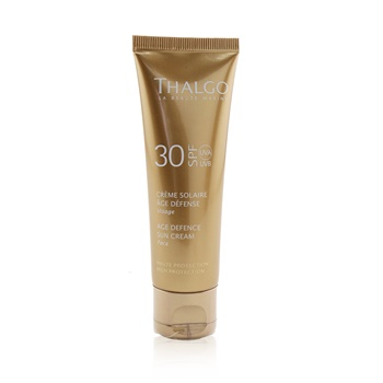 Thalgo Age Defence Sun Cream SPF 30 (Box Slightly Damaged)