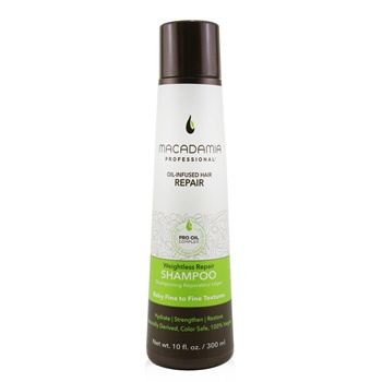 Macadamia Natural Oil Professional Weightless Repair Shampoo (Baby Fine to Fine Textures)