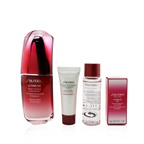 Shiseido Skin Defense Program Set: Ultimune Power Infusing Concentrate 50ml + Cleansing Foam 15ml + Softener 30ml + Eye Concentrate 3ml