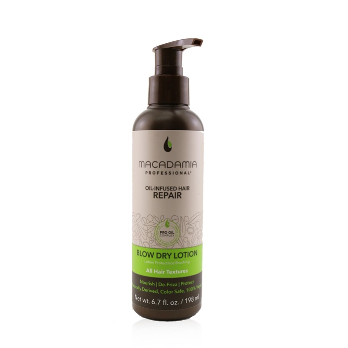Macadamia Natural Oil Professional Blow Dry Lotion (All Hair Textures)