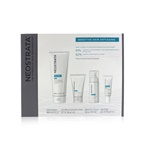 Neostrata Sensitive Skin Antiaging Kit: Restore Cleanser, Restore Face Cream, Restore Face Serum, Restore Eye Cream