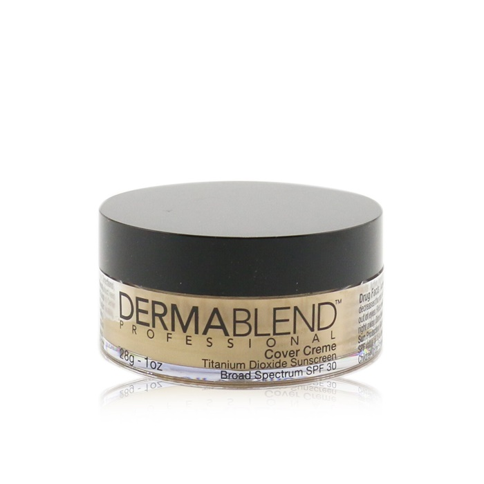 Dermablend Cover Creme Broad Spectrum SPF 30 (High Color Coverage) - Cashew Beige