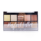 NYX Perfect Filter Shadow Palette - # Golden Hour