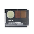 NYX Eyebrow Cake Powder - # Auburn/ Red