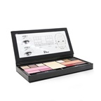 Christian Dior Ultra Dior Couture Colours Of Fashion Palette (1x Foundation, 2x Blush, 6x Eye Shadows, 3x Lip Color, 1x Lip Gloss) (Box Slightly Damaged)