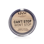 NYX Can't Stop Won't Stop Powder Foundation - # Light Ivory