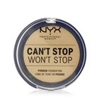 NYX Can't Stop Won't Stop Powder Foundation - # True Beige