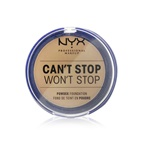 NYX Can't Stop Won't Stop Powder Foundation - # Golden