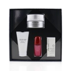 Shiseido Men Total Revitalizer Cream Set: Total Revitalizer Cream 50ml + Cleansing Foam 30ml + Ultimune Concentrate 10ml + Revitalizer Eye 3ml