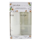 Decleor Aroma Cleanse Prep & Finish Cleansing Duo: Essential Cleansing Milk 400ml+ Essential Tonifying Lotion 400ml