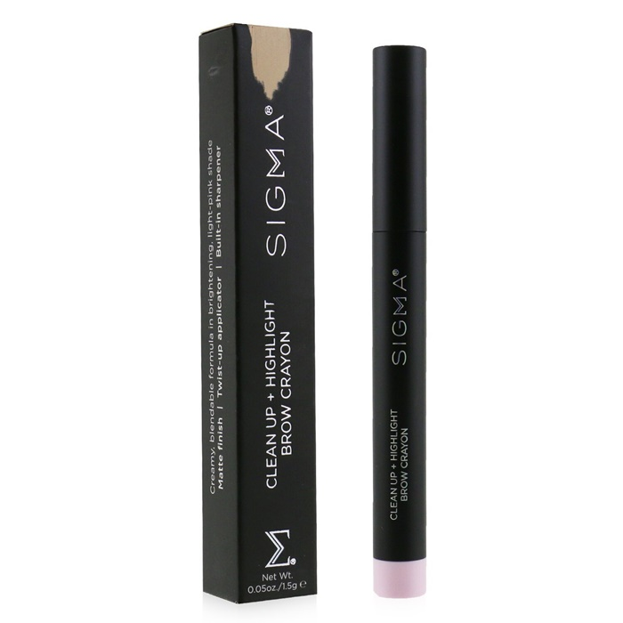 Sigma Beauty Clean Up + Highlight Brow Crayon - # Flash