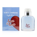 Dolce & Gabbana Light Blue Love Is Love EDT Spray