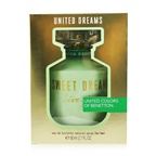 Benetton United Dreams Sweet Dreams Live Free EDT Spray