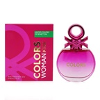 Benetton Colors Pink EDT Spray (New Version)
