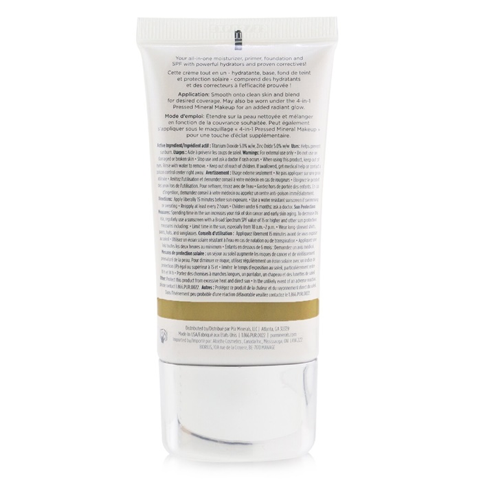PUR (PurMinerals) 4 in 1 Tinted Moisturizer Broad Spectrum SPF 20 - # MG5