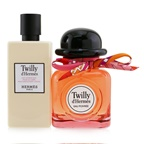 Hermes Twilly D'Hermes Eau Poivree Coffret: EDP Spray 85ml/2.87oz + Moisturizing Body Lotion 80ml/2.7oz