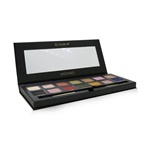 Sigma Beauty Untamed Eyeshadow Palette With Dual Ended Brush (14x Eyeshadow + 1x Dual Ended Brush)