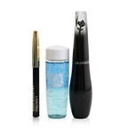 Lancome Grandiose Wide Angle Fan Effect Mascara Set (1x Mascara 10ml, 1x Mini Le Crayon Khol 0.7g, 1x Bi Facil 30ml)