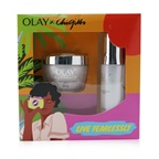 Olay Radiant Duo Limited Edition Set: Light Perfecting Essence 30ml + Light Perfecting Day Cream SPF 24 50g