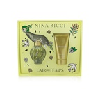 Nina Ricci L'Air Du Temps Coffret: EDT Spray 50ml/1.7oz + Body Lotion 75ml/2.5oz