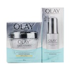 Olay Radiance Duo Set: Light Perfecting Essence 30ml + Light Perfecting Day Cream SPF 24