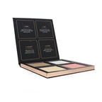 Huda Beauty 3D Highlighter Palette (4x Highlighter) - # Pink Sands