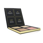 Huda Beauty 3D Highlighter Palette (4x Highlighter) - # Golden Sands