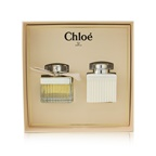 Chloe Chloe Coffret: EDP Spray 50ml/1.7oz + Perfumed Body Lotion 100ml/3.4oz