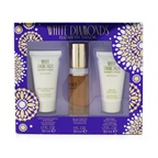 Elizabeth Taylor White Diamonds Coffret: EDT Spray 30ml/1.0oz + Body Lotion 50ml/1.7oz + Body Wash 50ml/1.7oz