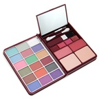 Cameleon MakeUp Kit G0139 (18x Eyeshadow, 2x Blusher, 2x Pressed Powder, 4x Lipgloss) -2 (Exp. Date 03/2021)