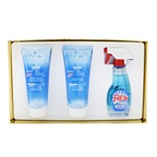 Moschino Fresh Couture Coffret: EDT Spray 50ml/1.7oz + Body Lotion 100ml/3.4oz + Bath & Shower 100ml/3.4oz