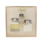 Chloe Chloe Coffret: EDP Spray 75ml/2.5oz + Perfumed Body Lotion 100ml/3.4oz + EDP 5ml/0.16oz