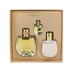 Chloe Nomade Coffret: EDP Spray 75ml/2.5oz + Perfumed Body Lotion 100ml/3.4oz + EDP 5ml/0.16oz