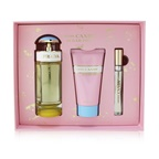 Prada Candy Sugar Pop Coffret: EDP Spray 80ml/2.7oz + Body Lotion 75ml/2.5oz + Roll-On 10ml/0.34oz