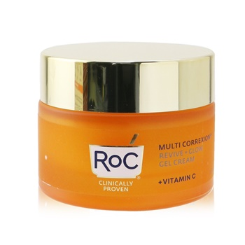 ROC Multi Correxion Revive + Glow Gel Cream