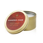 Thymes Aromatic Candle (Travel Tin) - Simmered Cider