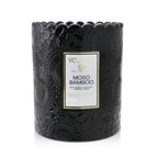 Voluspa Scalloped Edge Candle - Moso Bamboo