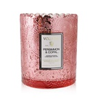 Voluspa Scalloped Edge Candle - Persimmon Copal