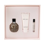 Jimmy Choo Jimmy Choo Coffret: EDP Spray 100ml/3.4oz + EDP Spray 7.5ml/0.25oz + Body Lotion 100ml/3.3oz