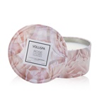 Voluspa Embossed Tin Candle - Rose Colored Glasses