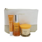 Payot My Payot Energising Ritual 3-Pieces Set : Day Moisturiser 50ml + Eye Care 15ml + Serum 30ml