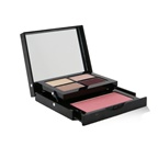 Bobbi Brown Soho Lights Eye & Cheek Palette (2x Eye Shadow, 2x Metallic Eye Shadow, 1x Illuminating Bronzing Powder)