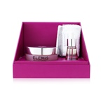 Elemis Pro-Collagen Rose Duet: Rose Cleansing Balm 100g+ Rose Facial Oil 15ml+ Luxury Cleansing Cloth