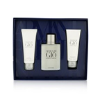 Giorgio Armani Acqua Di Gio Coffret: EDT Spray 100ml/3.4oz + All Over Body Shampoo 75ml/2.5oz + After Shave Balm 75ml/2.5oz