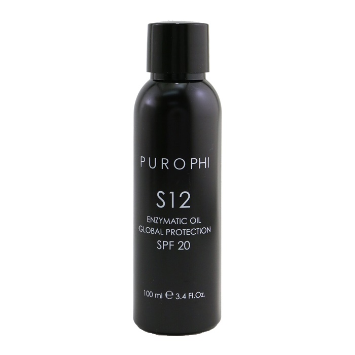 PUROPHI S12 Enzymatic Oil Global Protection SPF 20 (Water Resistant)