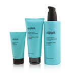 Ahava Sea-Kissed Mineral Delights Set: Mineral Body Lotion 250ml+ Mineral Hand Cream 100ml+ Mineral Shower Gel 40ml